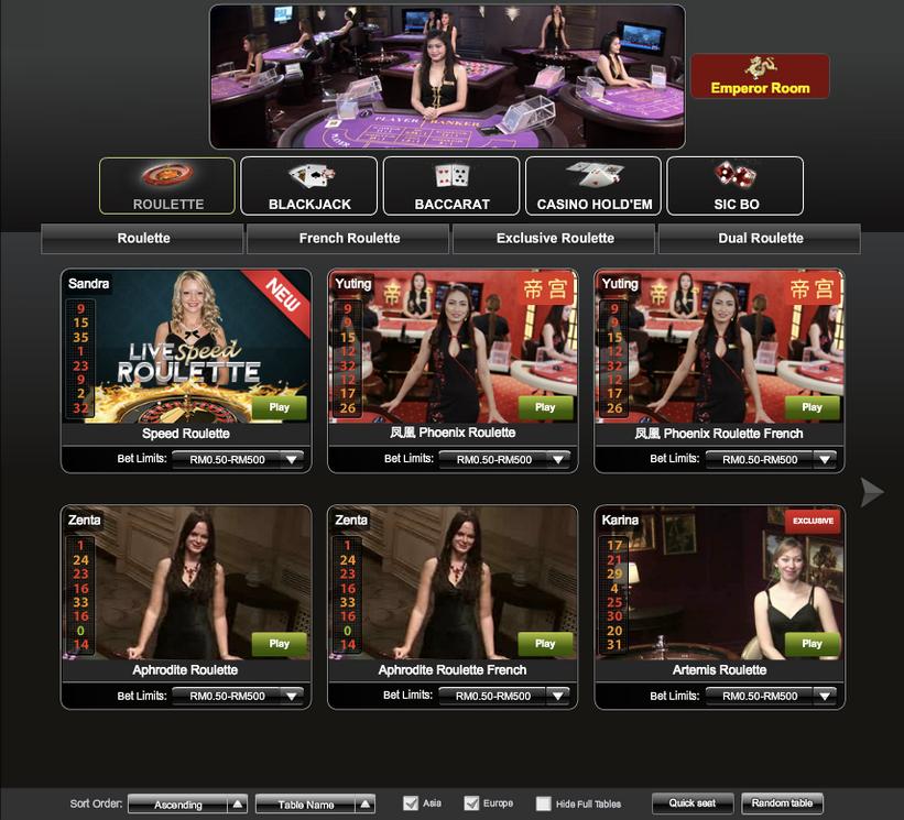 best online casino partner