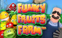 Funky Fruits Farm Newtown Casino Slot Game