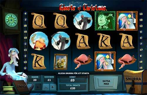 Ghost of Christmas Slot Machine Online ᐈ Playtech™ Casino Slots