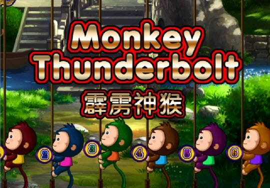 thunderbolt monkey casino games