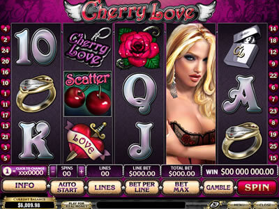 Cherry Love Slot Machine - Try the Online Game for Free Now