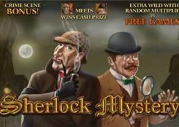 """Newtown Casino Slot Game """"Sherlock Mystery"""" !"""