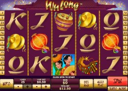 Wu Long Jackpot Slot Machine Online ᐈ Playtech™ Casino Slots