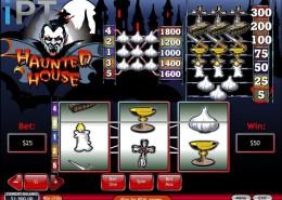 Haunted House Newtown Casino Slot 1