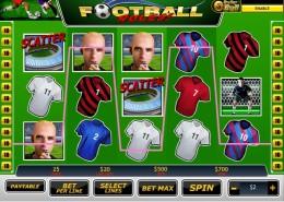 NTC33 Vigour and Interesting Football Rules Slot Game