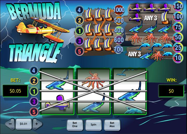 Play Bermuda Triangle Slots Online at Casino.com Canada