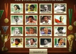 sky888 Newtown Casino Top trumps - Football Legends Slot Game