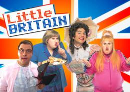 sky888 Newtown Little Britain Online Slot Funny Stuff