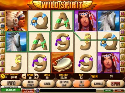 Play Wild Spirit Slots Online at Casino.com Canada