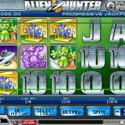 Play Alien Hunter Slots Online at Casino.com South Africa