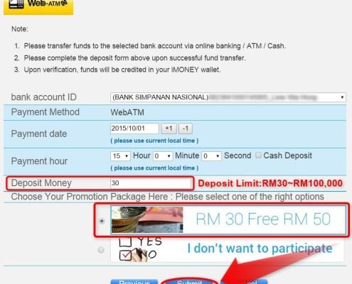 Get Free RM50 in Newtown Slots-4