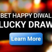 NTC33 Suggest Happy Diwali lucky Draw in iBET